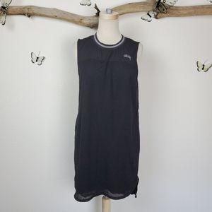Stussy net sleeveless sport dress
